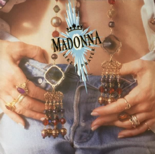 Madonna - Like A Prayer (LP) (EX/VG+)